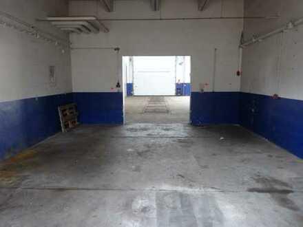 Werkstatt/Lagerhalle/XXL-Garage/Produktionshalle 150m2 in Suhl