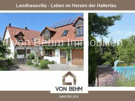 Landhausvilla - Leben im Herzen der Hallertau