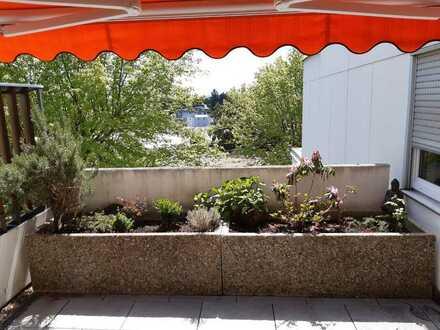 Gepflegte 4-Zimmer-Wohnung mit Balkon in Waldbronn-Reichenbach