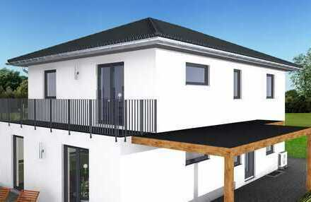 NEUBAU: Wohnung mit Balkon (Obergeschoss) * Nur 10 Minuten zu Fuß zur S-Bahn! *