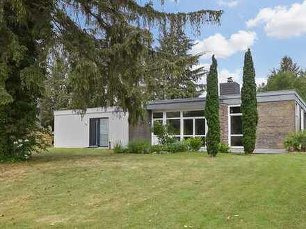 Bungalow mit 5 Zimmern und schönem Garten in Niehuus....