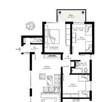 4 Zimmerwohnung in Amstetten sucht Kapitalanleger!