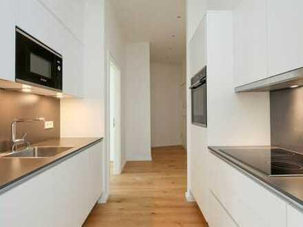 1,5 Zimmer Wohnung mit Balkon