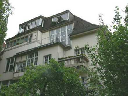 Einzigartige Atelierwohnung im Grunewald