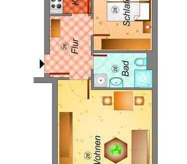 Neubau! 2 Raum App. nähe Universität