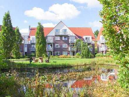 Schöne, geräumige zwei Zimmer Seniorenwohnung in Zetel (Friesland)