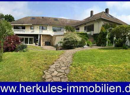 /// Idylle PUR - TOP Lage in Volkmarsen OT - Villa 3 Wohneinheiten & traumhaften Fernblick - ///