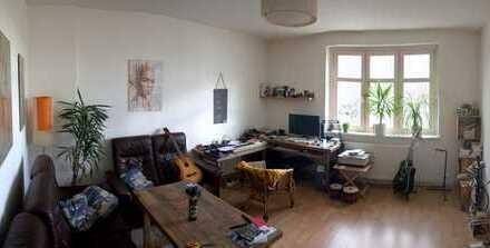3 Zimmerwohnung mit Wiese in Seenähe ab Juni bis Ende September Berlin Stadtgrenze