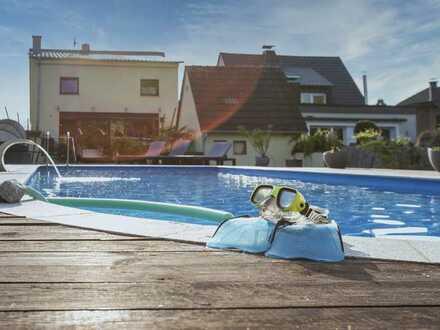Pool, Summerfeeling, Traumhaus - Top Top Top Freistehendes EFH