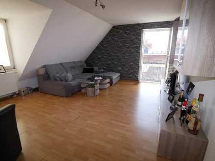Gemütliche 1,5-Zimmer-Wohnung mit Einbauküche in Sonneberg, direkt im Zentrum
