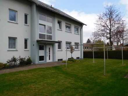 Sonnige Wohnung mitten in Blomberg!