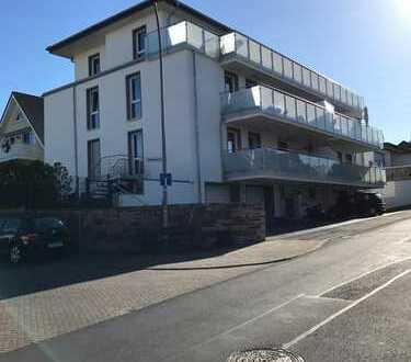 Exklusive Wohnung in Nstl. Sandershausen Erdgeschoss mit unverbaubarem Blick über Niestetal & Kassel