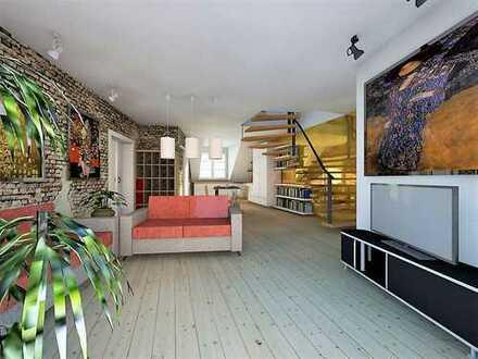 """Wundervolle 4-1/2-Zimmer-Penthouse-Maisonette-Wohnung im Wohnpark """"Pfälzer Hofanlage"""""""