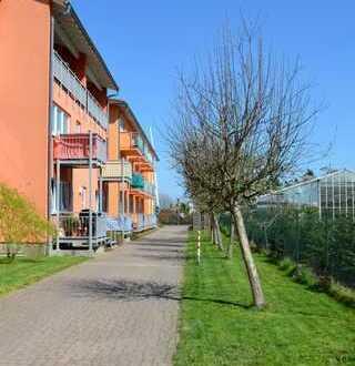 Singleappartement mit Einbauküche im Umland Leipzigs