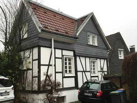 Idyllisches Fachwerkhaus in Remscheid, Reinshagen