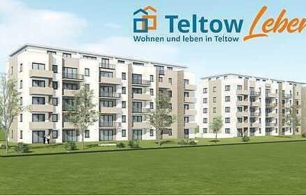 Neubau - Erstbezug Frühjahr 2019 - Hochwertige Wohnung mit Süd-Balkon - KfW55-Standard