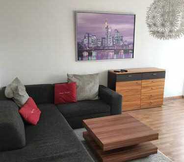 Modernisierte 3-Zimmer-Wohnung mit Balkon in Frankfurt/M.-Sindlingen