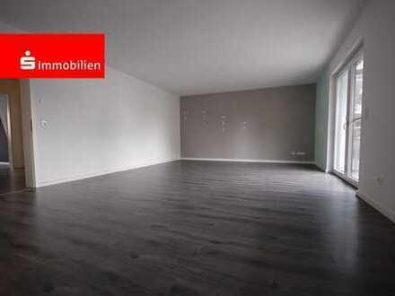 Moderne 3 Zi.-Wohnung mit großem Balkon