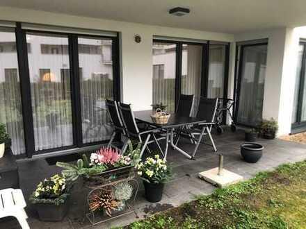 Schöne 3ZKB Wohnung • Top-Lage • Barrierelos • Tiefgarage • priv. Dachgarten