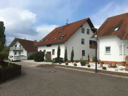 Freundliche, gepflegte 1-Zimmer-Wohnung zur Miete in Rohrbach inkl. Stellplatz