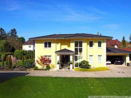 Vollmöblierte Architekten-Villa für gehobene Ansprüche inkl. Rundum-Service, befristet auf 2 Jahre