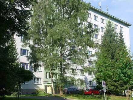 1-Raum-Wohnung mit Einbauküche