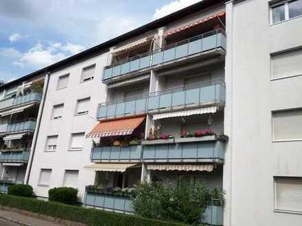 Zentral gelegene 3-Zimmer-Wohnung in Weil am Rhein.