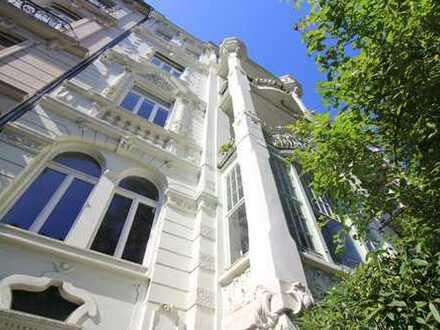 Neidische Nachbarn? Mit dieser stilvollen 4,5 Zimmer Altbauwohnung kein problem!