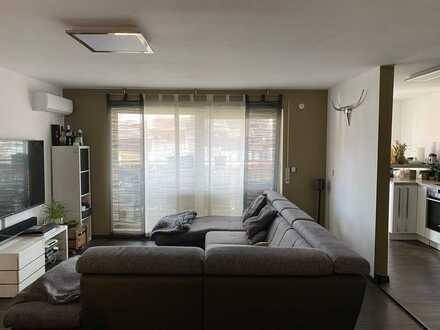 Moderne 3-Zimmer-Wohnung mit Balkon und EBK in Tauberbischofsheim