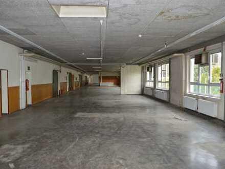 Gewerbeeinheiten mit funktionellen Lager-/Produktions-/ und Büroflächen / Gebäude-Nr. 3+5