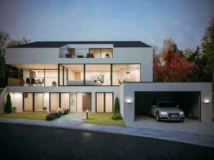 Moderne Luxus-Neubau-Villa mit herrlichem Blick über den Bodensee - Ludwigshafen
