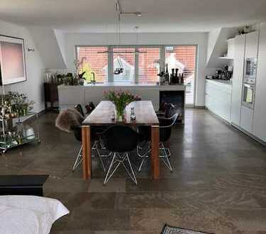 LUXUS PENTHOUSE IN TOP LAGE VON HEILBRONN