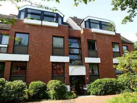 Vier-Zimmer Maisonette Wohnung in Schwachhausen