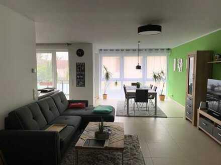 Schicke, moderne Wohnung mit Garten im Herzen des Rhein-Main-Gebiets!!!
