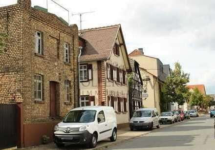 Ehem. Mühle/Gewerbe mit Fachwerk-Haus & Denkmalschutz-AfA - ca. 644qm