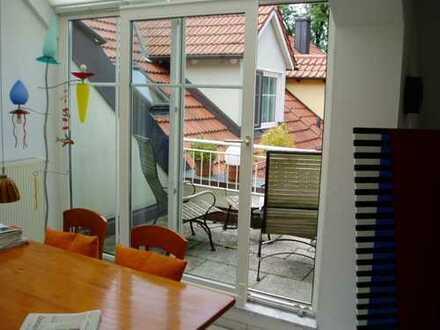 Exclusive 3-Zimmer Wohnung im Zentrum