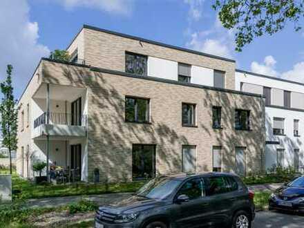 Stilvolle, exklusive 4-Zimmer-Wohnung in einem Neubau auf der Peter-Nonnenmühlen-Allee in M.Gladbach