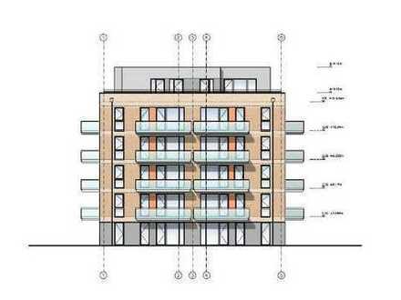 Barrierearme 3-Zimmer Wohnung mit Gäste-WC
