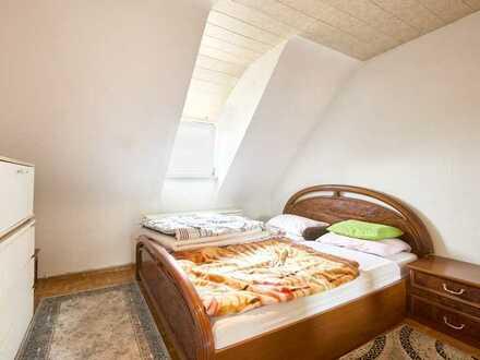 Mega Schnäppchen! 3 Zimmer DG-Wohnung, voll möbliert! sofort frei! Jetzt zugreifen!