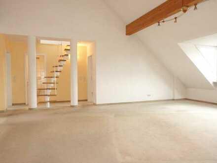 Großzügig und mit Aussicht, 4 Zimmer Dachgeschoßwohnung, Bamberg Würzburger Str., ruhige Lage