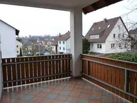 Sehr schöne großzügige 3-Zimmer-Wohnung in Aburg-Schweinheim mit/ohne Einbauküche und großem Balkon