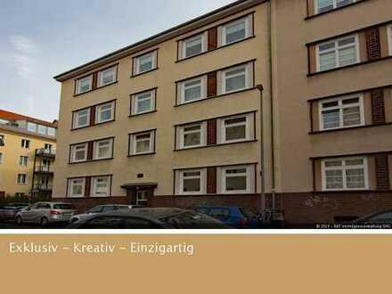 3 Zimmer- Wohnung mit Potential in der List, ohne Maklerprovision