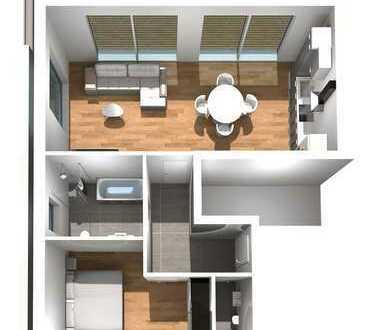 Penthouse L - mit Dachterrasse