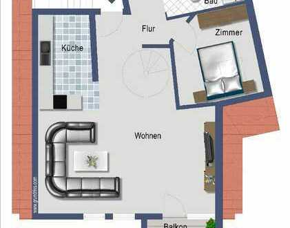 Schöne drei Zimmer Wohnung in Ludwigsburg (Kreis), Benningen am Neckar