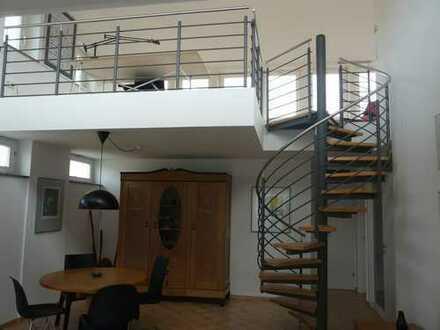 Drei Zimmer Maisonette-Wohnung mit Süd-Balkon und TG in Lörrach (Lörrach-Stetten)