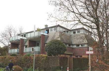 Penthouse mit Loftcharakter auf Parkgrundstück am Krefelder Stadtwald