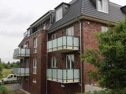 Helle 3 Zimmer - Wohnung mit Fahrstuhl und Balkon im 1. OG