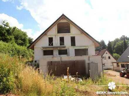 DHH als Ausbauhaus inkl Grundstück und Carport - Wohnen wo andere Urlaub machen!