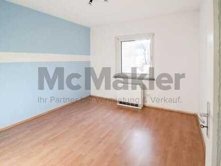 Gepflegte 3-Zi.-Wohnung mit schönem Balkon in zentraler Lage!