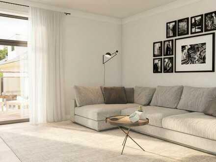 Maisonette Wohnung_mit Garten & Balkon_DEKRA geprüft